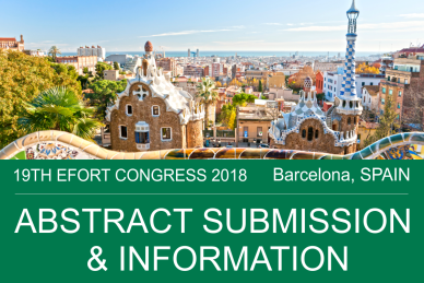 ABSTRACT SUBMISSION   INFORMATION – 19th EFORT Congress 2018 14456001bfa